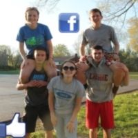 Check out our Youth Group's Facebook!